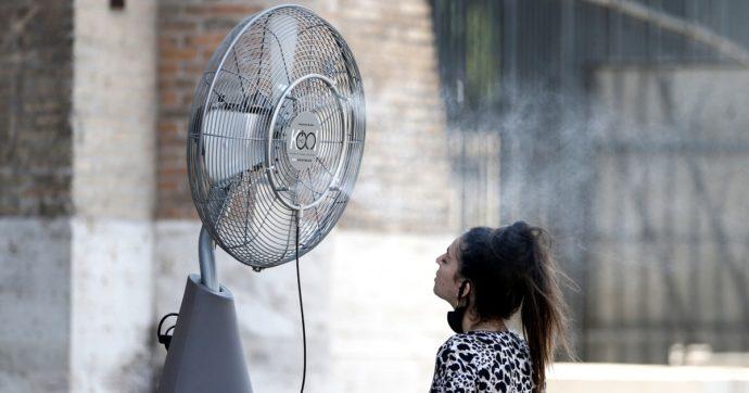 """Caldo record in tutta Italia nel weekend di Ferragosto: """"Lucifero"""" porterà le temperature fino a 40 gradi anche al Nord"""