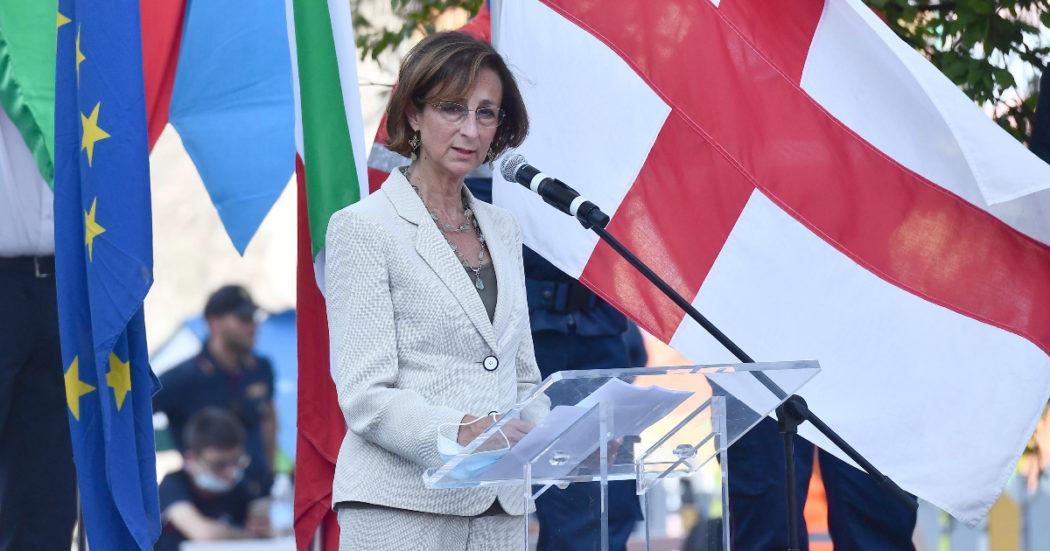 """Ponte Morandi, """"la mia riforma non mette a rischio il processo"""": Cartabia ostenta sicurezza davanti ai parenti delle vittime. Invece l'improcedibilità è dietro l'angolo. Per semplici ragioni giuridiche"""