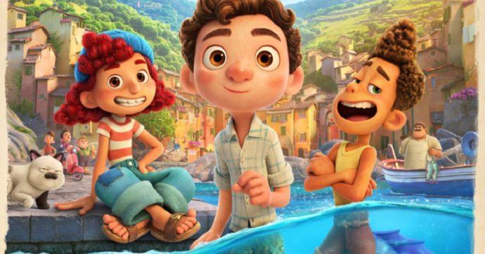 """Quanta Liguria vera c'è nel film Disney """"Luca""""? Ecco 15 riferimenti sulle Cinque Terre e dintorni"""