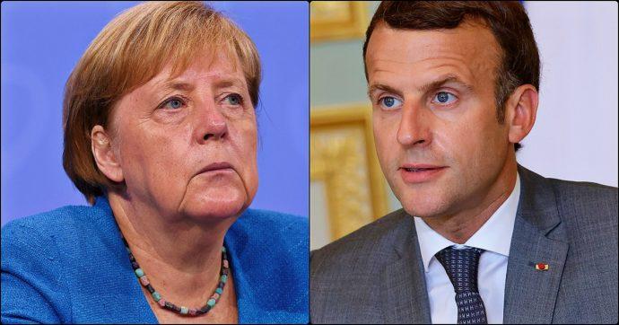 """Afghanistan, Merkel fa mea culpa: """"Abbiamo sbagliato tutti"""". Macron teme """"i migranti irregolari"""": """"Iniziativa Ue coi Paesi di transito"""""""