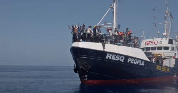 """Migranti, ResQ People torna in Mediterraneo. Il discorso del neo rettore Tomaso Montanari: """"Luce nell'eterna notte della Repubblica"""""""