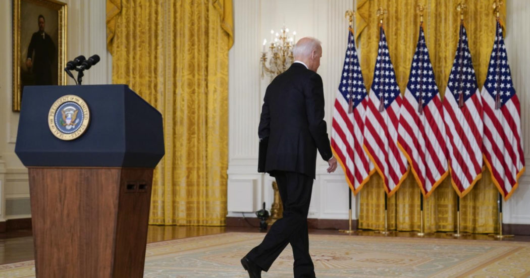 """""""Numeri sballati e mezze verità sul Nation building: ecco cosa non quadra nel discorso di Biden sull'Afghanistan. La Cina? Non manderà lì un solo soldato ma eserciti di minatori"""""""