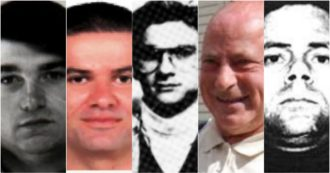 """Messina Denaro e gli altri 5: ecco chi si sono i """"top most wanted"""", i latitanti di massima pericolosità . Viminale: """"In 10 anni 132 arresti"""""""