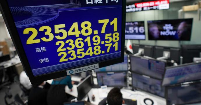 Fed, Cina e variante Delta, il tris che deprime borse e materie prime. Milano chiude a – 1,6%. Male i titoli del lusso