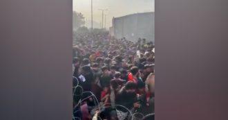 Afghanistan, migliaia di persone si sono radunate all'ingresso dell'aeroporto di Kabul. Ong Pangea: