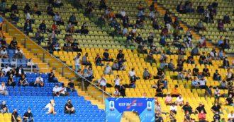 La Serie A va verso la riapertura degli stadi al 100%, ma bisogna trovare gli spettatori: finora nessuna squadra li ha riempiti a metà