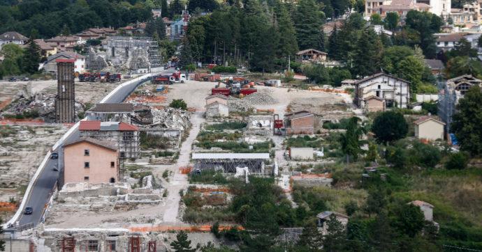 Terremoto 2016, molto è ancora fermo sul recupero dei centri storici