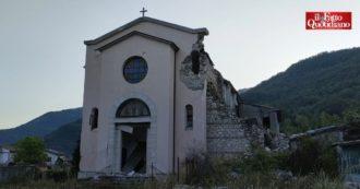 """Terremoto 2016, in un anno gli edifici ricostruiti passano dal 3% al 6%: ma mancano ancora 60mila domande di contributo. E si teme il rischio imbuto per le imprese: """"Venite a lavorare nel Centro Italia"""""""