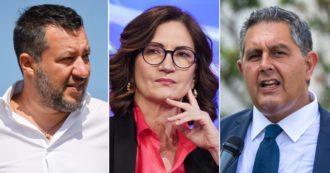 """Obbligo vaccinale, scontro a destra. Gelmini: """"Non è eresia"""". Salvini: """"Io per la libertà"""". Toti: """"Se alternativa è chiudere, nessun dubbio"""""""