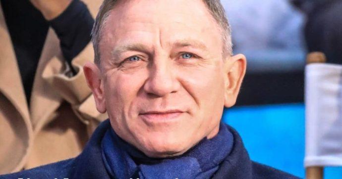 """Daniel Craig: """"Niente eredità alle mie figlie, è di cattivo gusto"""". E intanto 'incassa' 100 milioni di dollari"""