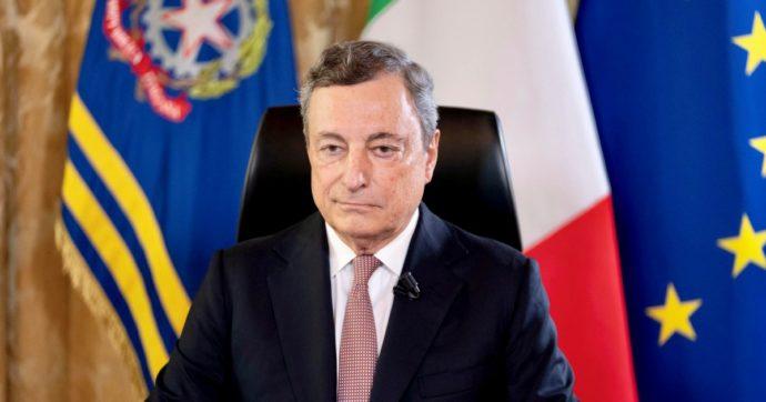 Draghi con le privatizzazioni sottrae fonti di produzione di ricchezza al popolo italiano