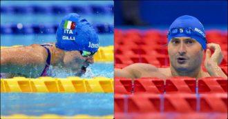 Paralimpiadi, a Tokyo per l'Italia è già un trionfo: dal nuoto arrivano le prime 5 medaglie, due ori da Gilli e Bocciardo