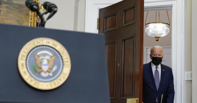Biden la butta in corner. Doveva parlare di Afghanistan ma dedica gran parte dell'intervento al maxi piano di rilancio economico