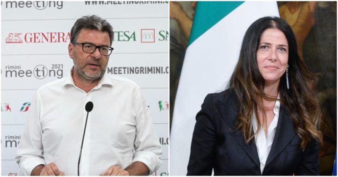 Delocalizzazioni, la battaglia mediatica tra il ministro Giorgetti e la vice Todde. Mentre incombono i licenziamenti Gkn e Whirlpool