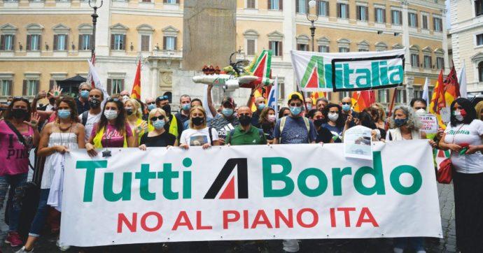 La vicenda Alitalia ha raggiunto l'assurdo: chiedo a Mattarella di non firmare l'ultimo decreto