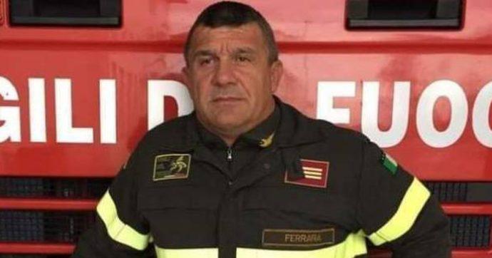 """Covid, muore il pompiere 54enne Paolo Franzoso. Era vicecapo sezione di Comacchio: """"Sempre in prima linea con passione"""""""