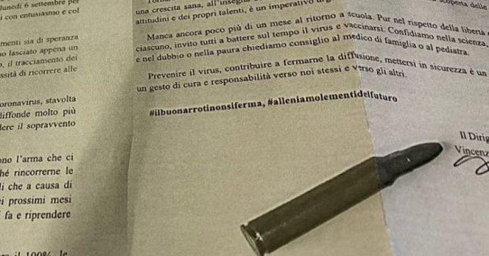 Gorizia, preside minacciato con la foto di un proiettile: aveva invitato le famiglie a vaccinarsi