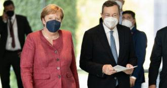 Vaccini in Africa, le lacrime di coccodrillo di Draghi e Merkel, rammaricati per i ritardi ma immobili sulla condivisione dei brevetti