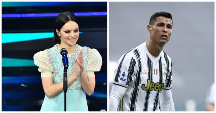 """Cristiano Ronaldo lascia la Juventus, Francesca Michielin: """"Soldi e capricci. Del Piero unico addio che non ho mai superato"""""""