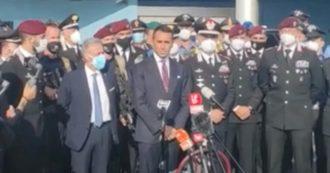 Afeganistão Di Maio deu as boas-vindas ao último voo da Air Italy saindo de Cabul: