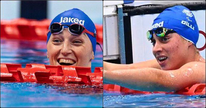 Altre 7 medaglie per l'Italia alle Paralimpiadi: Carlotta Gilli ancora oro con record del mondo, bis di Arjola Trimi nei 100 stile libero