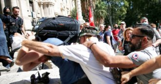 Journalists attacked at