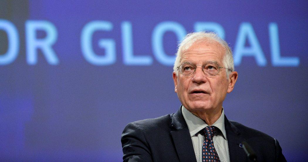 Afghanistan, Borrell: 'Usa non combatteranno più guerre di altri, serve una forza Ue d'intervento rapido. Rifugiati? Finanziare Stati confinanti'