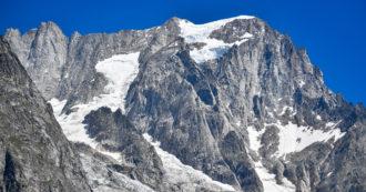 Marmolada, perso quasi il 90% del volume del ghiacciaio più importante delle Dolomiti per i cambiamenti climatici degli ultimi 100 anni