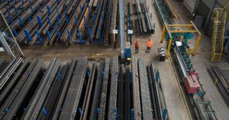 Aziende preoccupate per i rincari dell'acciaio. Raggiunte le quote di import da Turchia e Taiwan, scattano i dazi