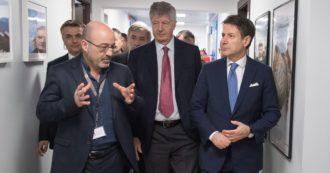 """Conte dopo l'incontro con Cingolani e i ministri M5s: """"Nucleare? Ottenute garanzie per il no. Salvini può trasferirsi in Francia"""""""