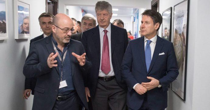"""Conte: """"Le dichiarazioni del ministro Cingolani all'evento di Italia viva? Avremo un chiarimento sulle sue politiche ambientali"""""""