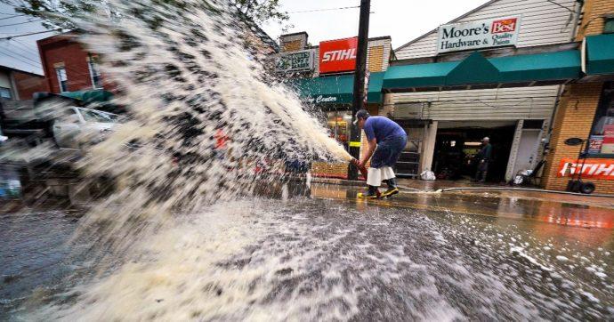"""Uragano Ida, 46 morti nell'est degli Usa: 23 solo in New Jersey. Biden vola in Louisiana: """"Siamo tutti uniti"""""""