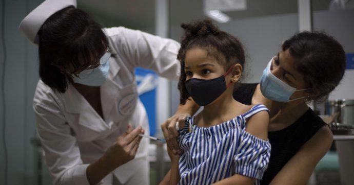 Covid, Cuba lancia la campagna di vaccinazione per la fascia 2-18 anni. Riapertura graduale delle scuole ad ottobre
