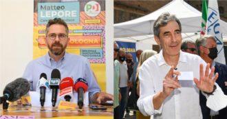 Elezioni Bologna, 7 liste per il favorito dem: ci sono anche M5s e i civici di sinistra (da Santori a Marcasciano). La destra di Battistini insegue
