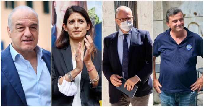 Elezioni Roma: sei liste per Raggi e Michetti, 7 per Gualtieri. Dai consiglieri uscenti a Pippo Franco e l'ex calciatore Righetti: tutti i nomi
