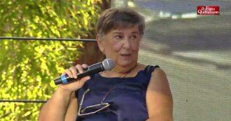 """'Le sorelle coraggio', sul palco della Festa del Fatto la testimonianza di Savina Pilliu: """"La nostra è una battaglia di legalità, ma lo Stato è assente"""""""