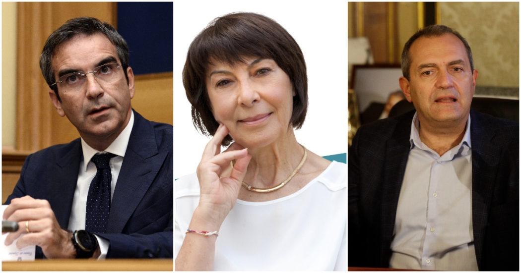 Elezioni Calabria: sette liste per Occhiuto e Bruni, sei per De Magistris. I nomi, da Mimmo Lucano al leghista imparentato col presunto boss