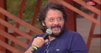 """Festa del Fatto Quotidiano – Lillo: """"So' Lillo!"""", rivedi l'intervista al comico Pasquale Petrolo con Alessandro Ferrucci"""