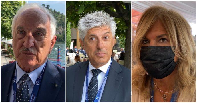 """Reddito cittadinanza, non solo Meloni e Salvini: a Cernobbio gli imprenditori accusano ancora i percettori con """"la teoria del divano"""". Nonostante sia smentita dai dati"""