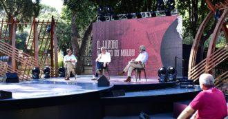 Festa del Fatto Quotidiano – 'Il lavoro al tempo dei migliori', rivedi la diretta con Maurizio Landini, Gad Lerner e Marco Palombi