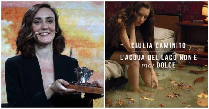 """Premio Campiello 2021, vince Giulia Caminito con """"L'acqua del lago non è mai dolce"""": """"Lo dedico alla possibilità delle donne di leggere e scrivere ovunque"""""""
