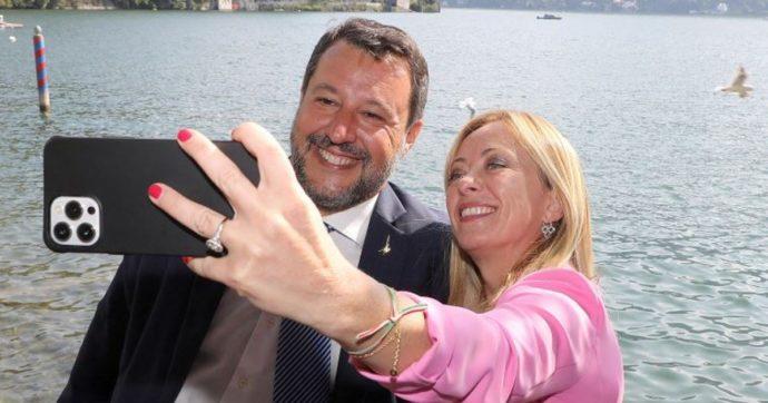 Un suggerimento per Salvini e Meloni: al posto del reddito di cittadinanza, eliminiamo i poveri
