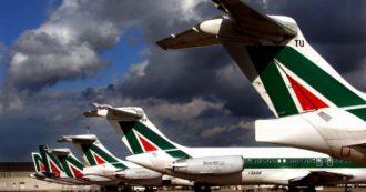 """Le leggi """"ad aziendam"""" per vivisezionare Alitalia"""