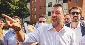 """Salvini garantisce per Draghi: """"Il Green pass non verrà esteso a tutti i lavoratori"""". E intanto la Lega vota di nuovo con Fratelli d'Italia"""