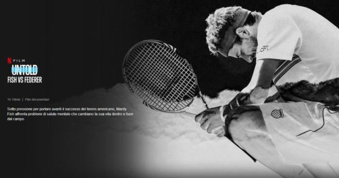 """""""Untold"""", la storia del tennista Mardy Fish che ruppe il tabù dell'ansia da prestazione nello sport"""