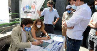 Referendum eutanasia, mobilitazione in 170 città per raccogliere firme e informare sul tema del fine vita
