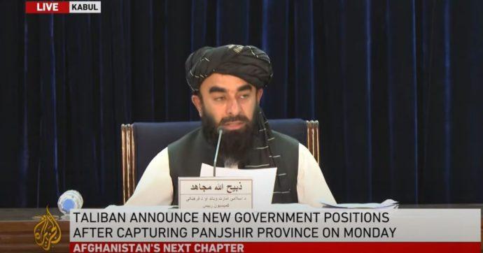 Afghanistan, i Talebani annunciano il governo: il primo ministro Hasan è nella lista Onu dei terroristi. All'Interno un ricercato dall'Fbi
