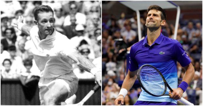 L'ultimo Grande Slam di Rod Laver: quando 52 anni fa l'australiano fece l'impresa. Djokovic ci riprova, sulla sua strada c'è Matteo Berrettini