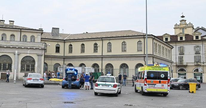 Torino, accoltellato dopo una lite: 65enne muore al mercato di Porta Palazzo