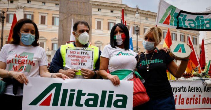 """Alitalia, il senatore De Falco: """"Il decreto del governo consentirà la vendita a pezzi e spazzerà via le garanzie per i lavoratori"""""""